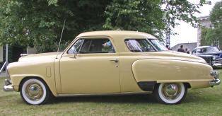 1949 Studebaker Starlight Coupe
