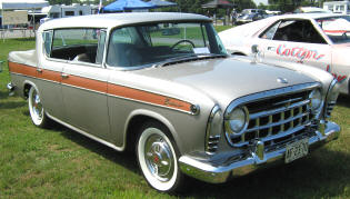 1957 Rambler Rebel
