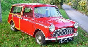 1961 - 1967 Morris Mini Minor Traveller