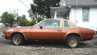 1976 Chevrolet Monza Town Coupe