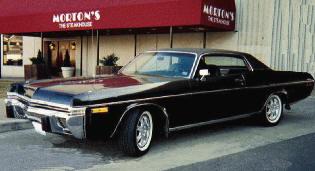 1973 Dodge Monaco Hardtop Coupe