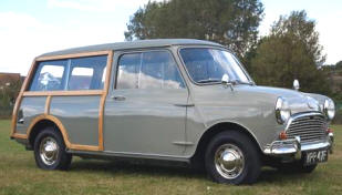 1961 - 1967 Austin Mini 850 Countryman