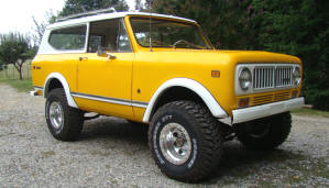 1972 - 1981 International Scout II
