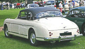 1950 - 1957 Jensen Interceptor Coupe
