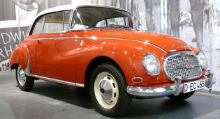 1959 - 1960  DKW Auto Union 1000 Coupe