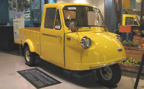Daihatsu midget wheelbase very