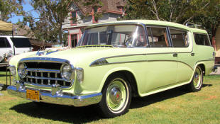 1956 Rambler Cross Custom Station Wagon