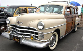 1950 Chrysler Royal Station Wagon