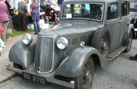 Armstrong Siddeley 14  1936 - 39