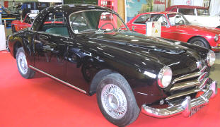 1951 - 1955 Simca 9 Sport Coupe
