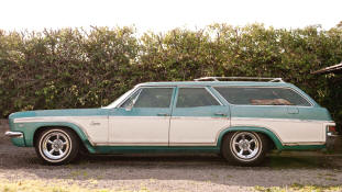 1966 Chevrolet Caprice Custom Wagon