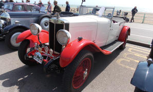 1929 - 1933 MG 18/80 Mark II