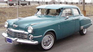 1948 Studebaker Commander Sedan