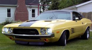 1974 Dodge Challenger Rallye
