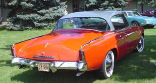 Studebaker champion conestoga president classic - 1953 studebaker champion starlight coupe ...