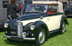 1948 Hillman Minx Phase 2 Drophead Coupe