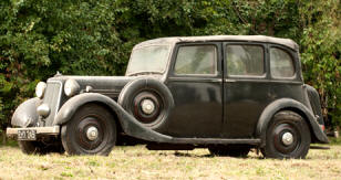 Armstrong Siddeley Town & Country  1937
