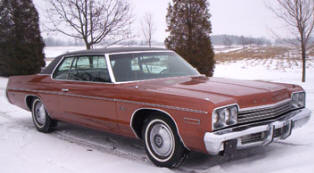 1974 Dodge Monaco Custom Hardtop