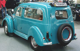 1952 - 1954 Panhard Dyna Break