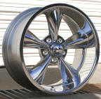Classic & Muscle Car Wheels