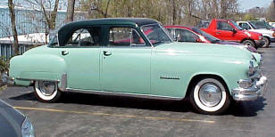 1951 Chrysler Crown Imperial