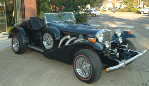 1977 - 1981 Excalibur Series III Roadster