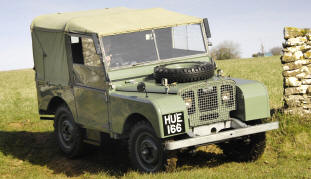1948 - 1952 Land Rover Series I Softtop