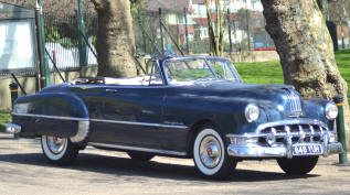 1950 Pontiac Chieftain Convertible