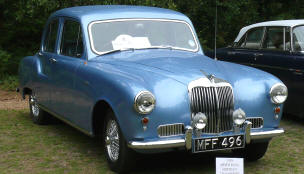 Armstrong Siddeley Sapphire 234 1955 - 58